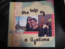 My latest scrapbooking LOs