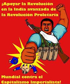 Apoyar la Guerra Popular en la India!