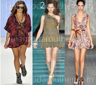 Vestidos moda 2011
