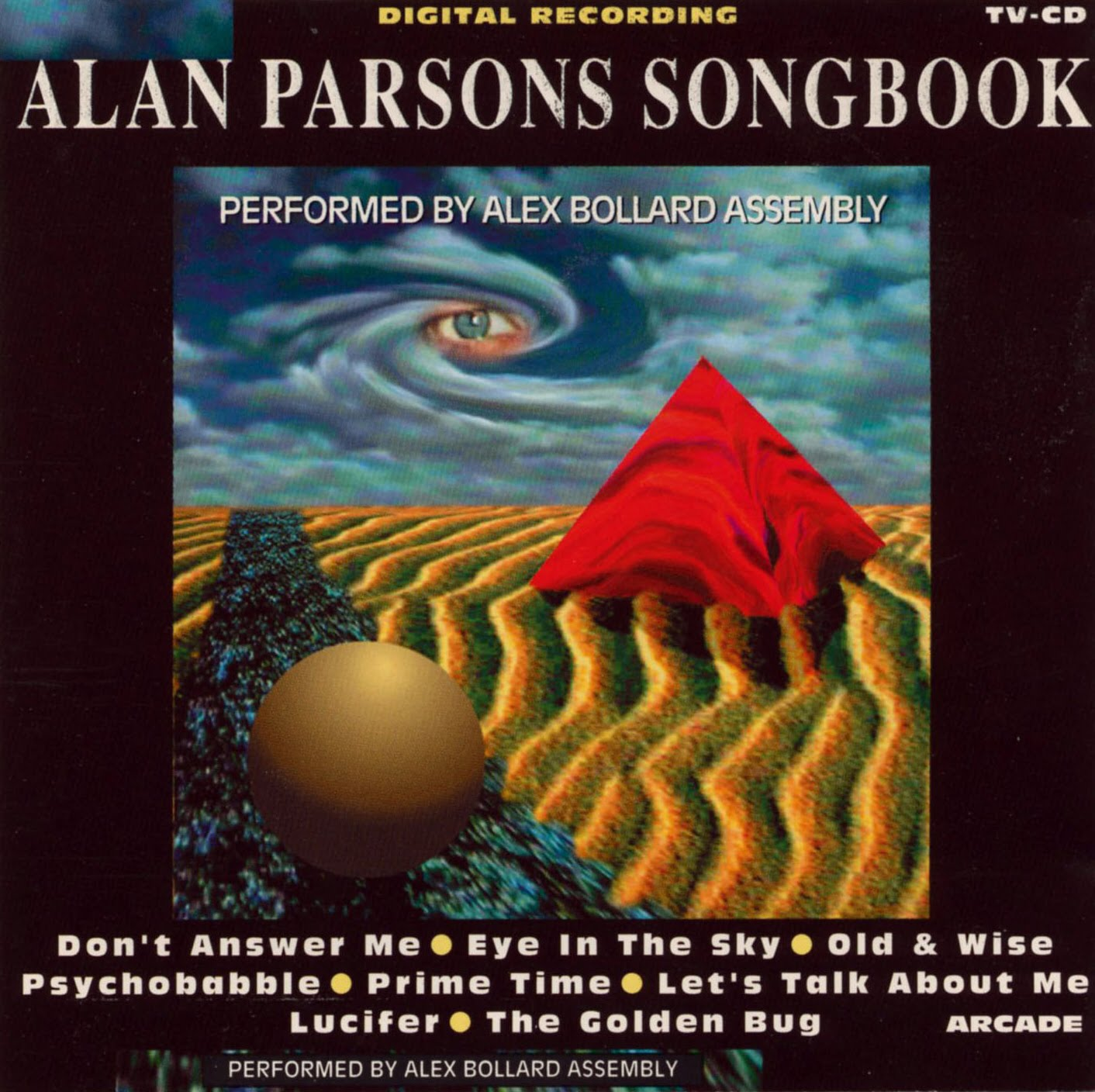 The Alan Parsons Songbook — The Alan Parsons Project   Last.fm