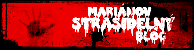 mariánov strašidelný blog