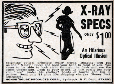 Image result for x ray glasses