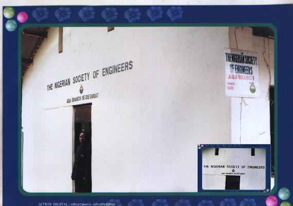 NSE Aba Branch Secretariat: