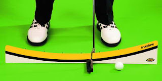 trueplane putting training aid improved my putting
