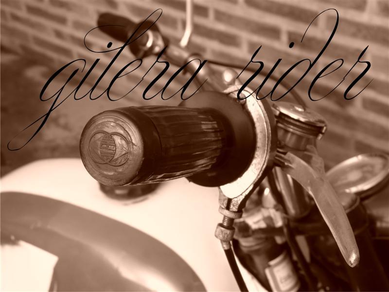 Gilera Rider