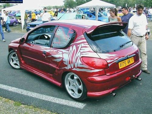 peugeot 306 gti modified. The Peugeot 206 is also being