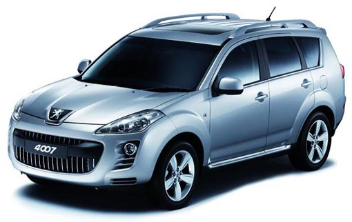 Best Car Wallpaper In The World. Peugeot 4007 Wallpaper