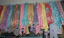 my gingham apron story