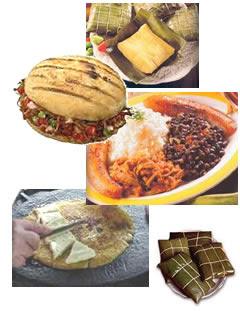 Platos tipicos venezolanos for Cocina venezolana