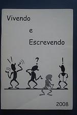 """""""ESCREVIVENDO"""" OFICINA LITERÁRIA (2008)"""