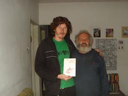 Eu e o poeta Dailor Varela