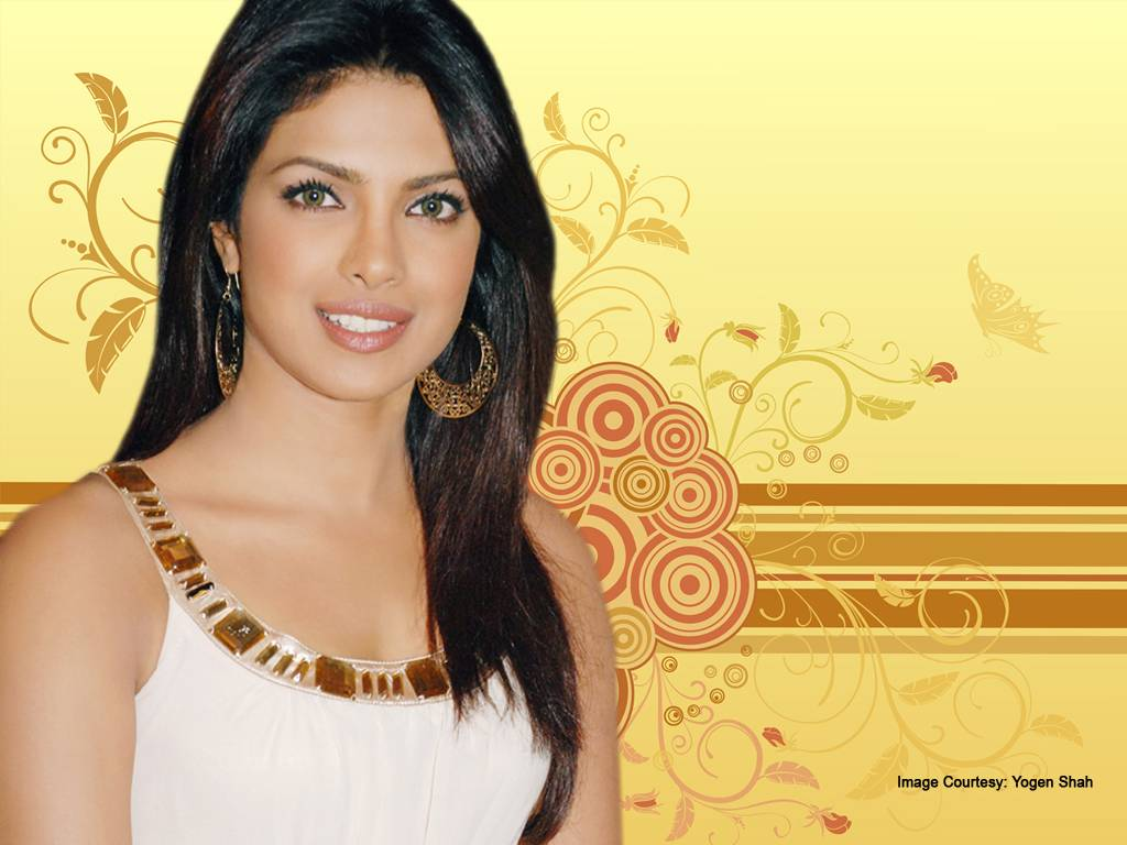 six times Priyanka Chopra