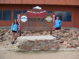 Pikes Peak August 2007