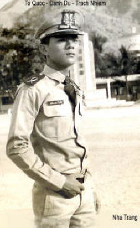 SVSQ Trần Anh Tuấn Khóa 10B/72