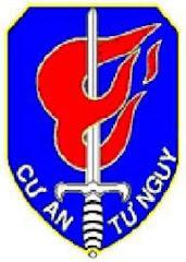 Huy Hiệu Trường Sĩ Quan Trừ Bị Thủ Đức