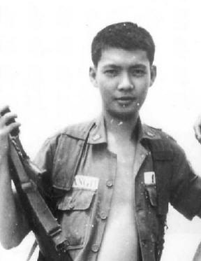 SVSQ K10B72 DONG DE / Nguyễn Văn Thắng
