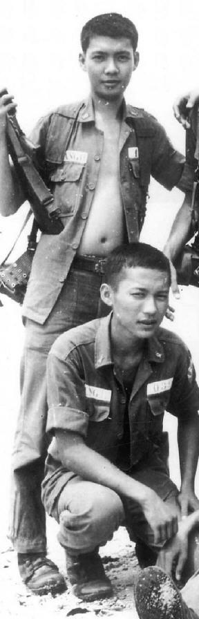 SVSQ K10B72 Nguyễn Văn Thắng và Trang Ngọc Hùng