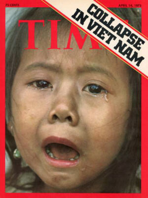 Time Magazine Collapse In Vietnam