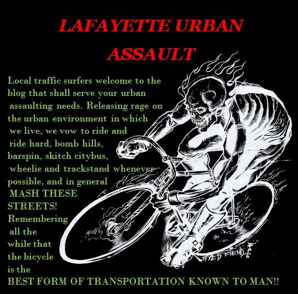 Lafayette Urban Assault