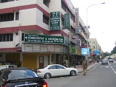 This Is Prof Dr Nik Omar Old Clinic at 118 Jalan Raja Laut, Kuala Lumpur