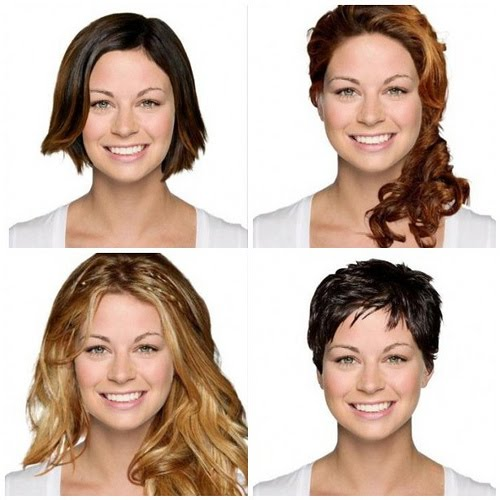 Upload Hairstyles To Your Picture Virtual hairstyles: short hairstyles,