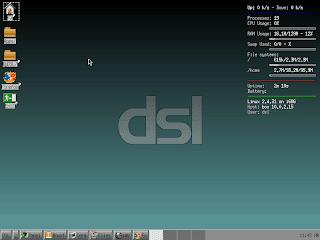 Damn Small Linux