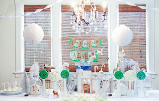 lifestyle thing a winter wonderland baby shower by sharon taylor