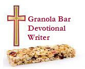 Granola Bar Devotional