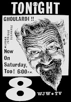 Anderson's Ghoulardi character hosted late night sci-fi and horror films on local Cleveland TV in the 60's