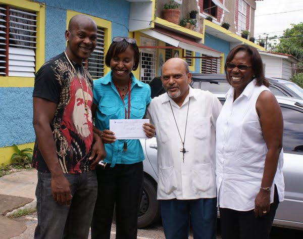 The Wickedest Time: MR VEGAS DONATES $350000 TO ASSIST THE ...