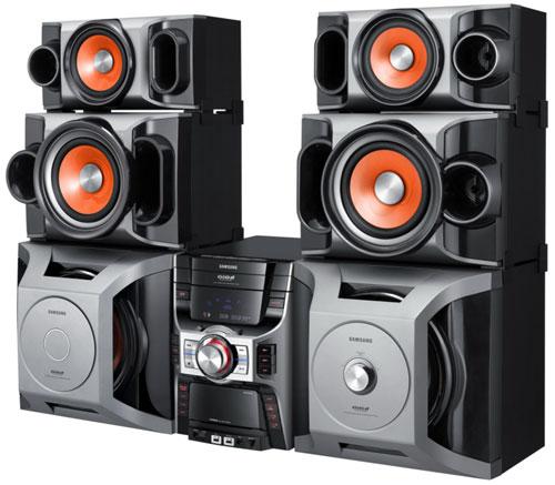 Liliana rojas el nuevo line up de equipos de audio de samsung - Muebles para equipo de sonido ...