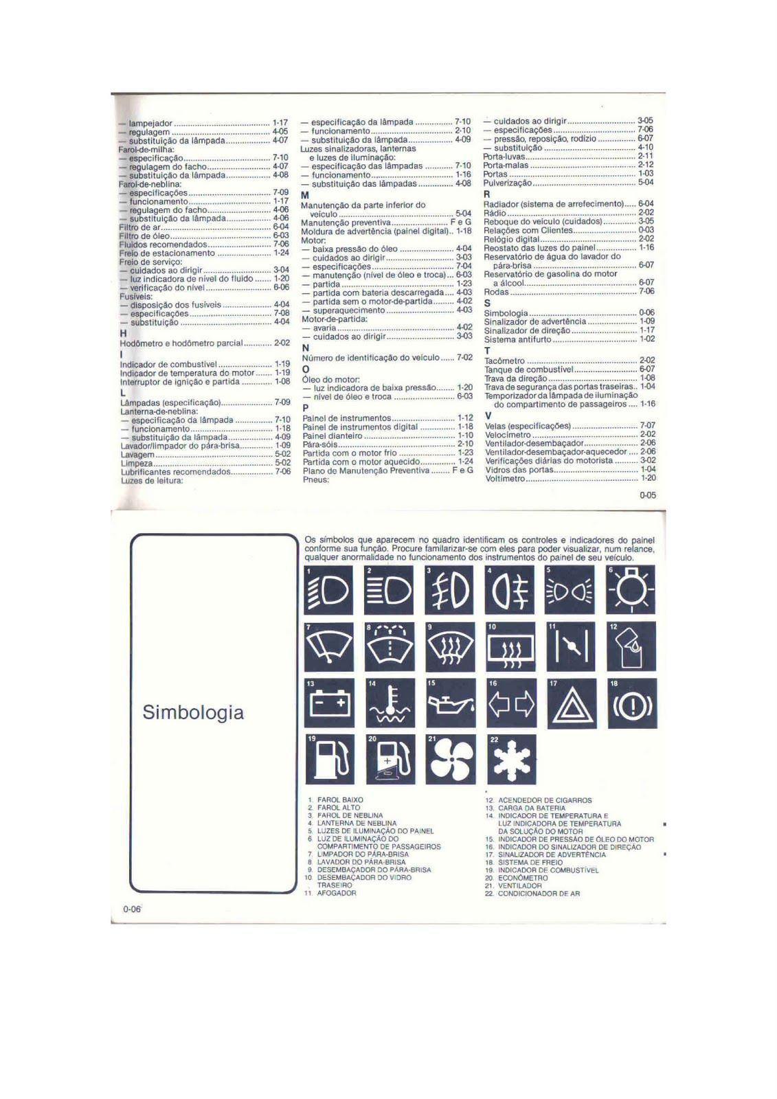 manuais do propriet rio gm monza 1991 rh manuaisdoproprietario blogspot com manual proprietário monza 91 manual do monza 91