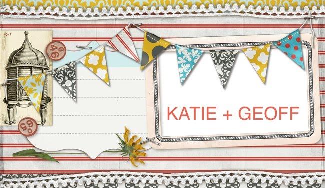 Geoff + Katie