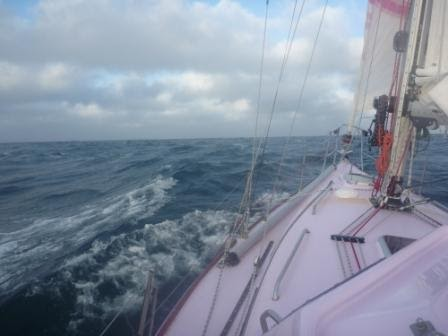 Quick Update on some Fast Sailing
