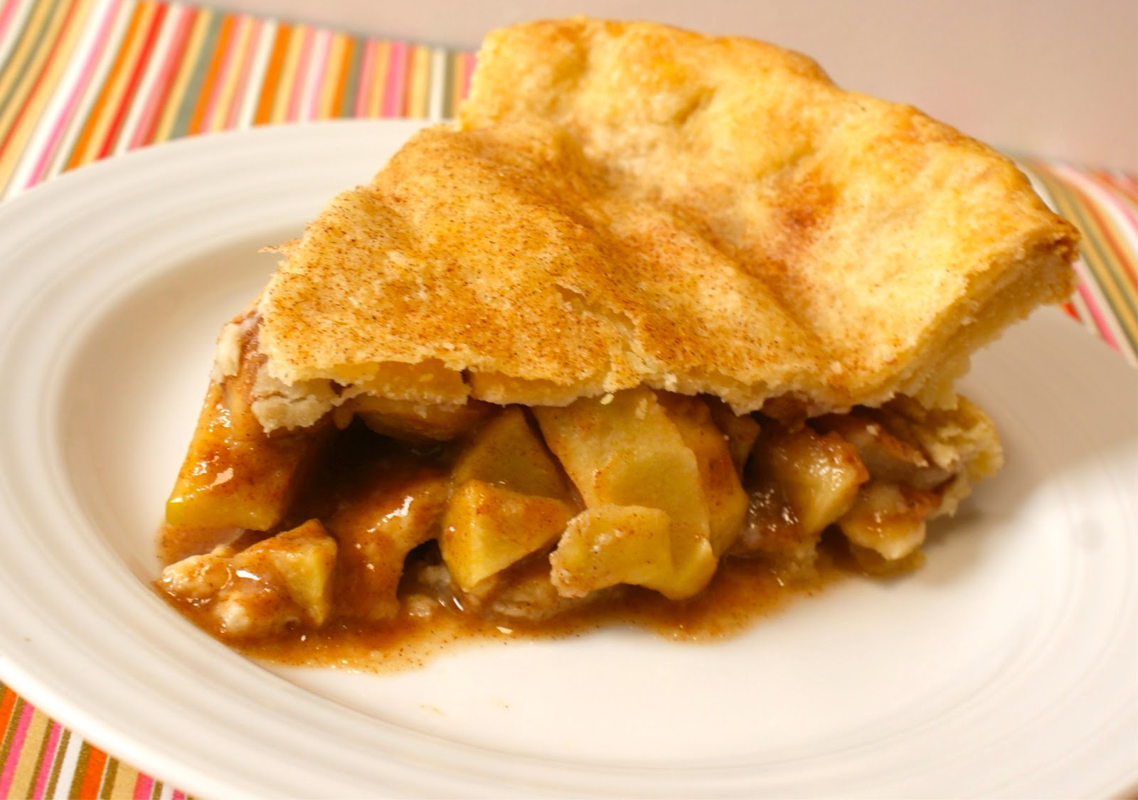 Piccante Dolce: Recipe Remix: Apple Pie