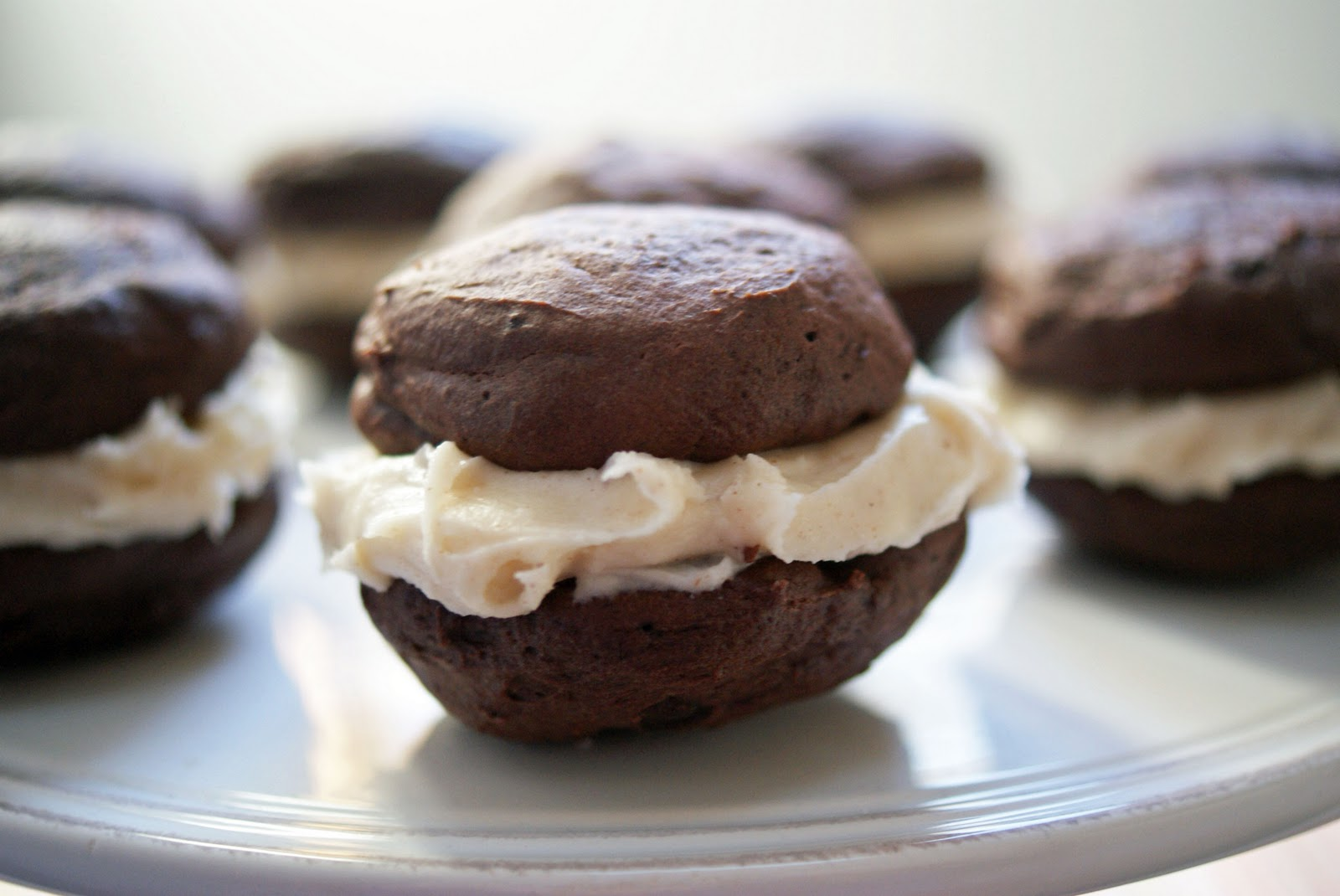 Whoopie Pies! & a visit to the King Arthur Flour Store