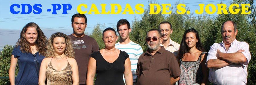 CDS-PP - Caldas de S. Jorge