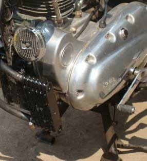 RoyalEnfields.com: Royal Enfield oil cooler: do you need it?