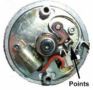 Point Type Ignition Systems - DIY Auto Repair Help - Car