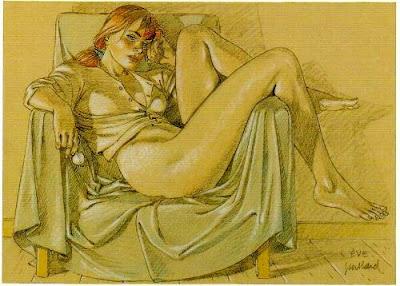 Eve par Juillard - Dominique, par Thierry Follain - Blog with a  View