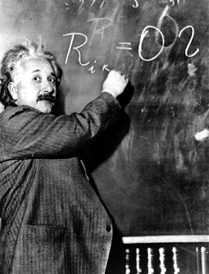 Albert Einstein, créateur de la théorie de la relativité