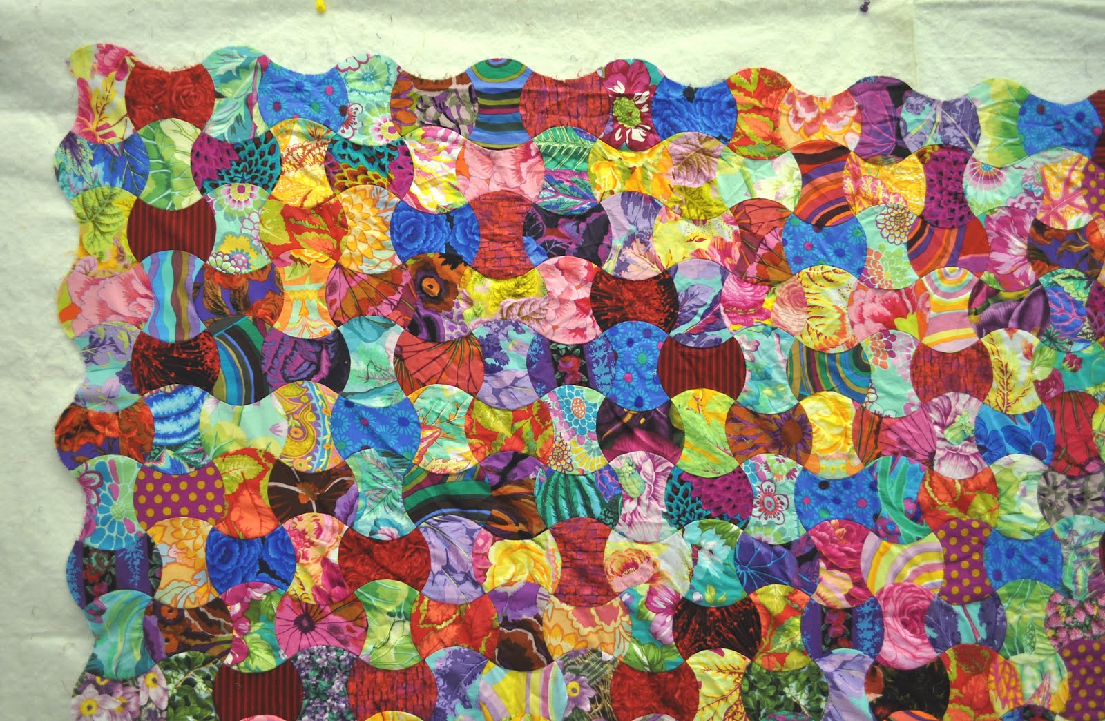luann kessi apple core quilt top18 rows done the apple core top 10 posts of 2012 1600x1044