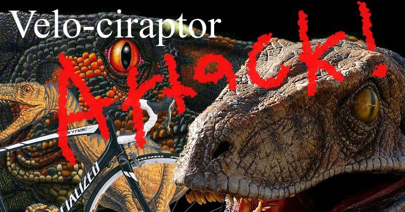 Velo-Ciraptor Attack