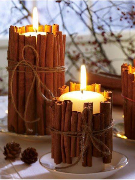 Manualidades Decoracion Velas ~ Manualidades, decoraci?n, pintura Decorar con velas