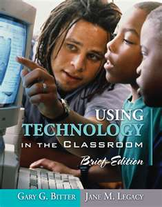 kids using technology in the classroom