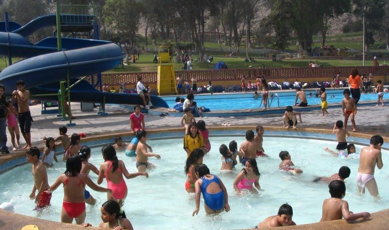 CLUBES CAMPESTRES DE CHOSICA