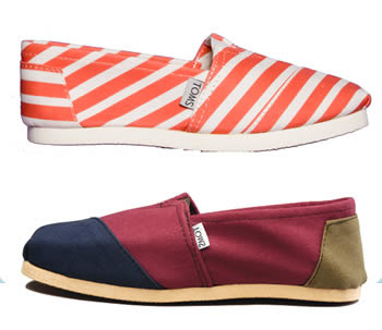 TOMS Shoes - One For One