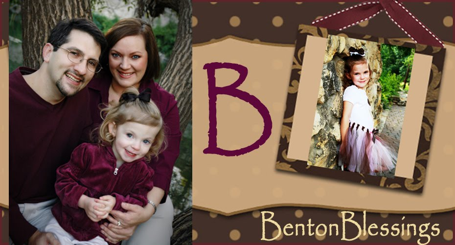 Benton Blessings