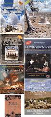 Mis libros sobre Patagonia