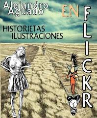 Mis historietas e ilustraciones en FLICKR